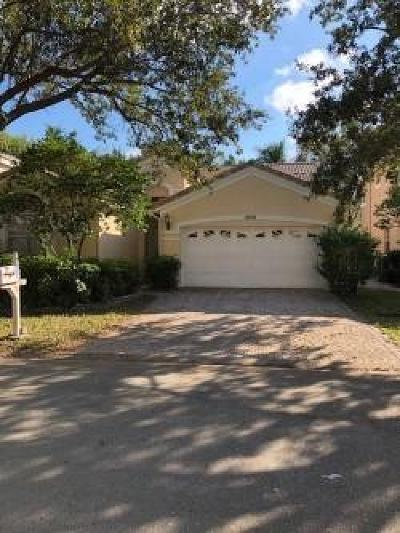 Coral Springs Rental For Rent: 8510 NW 47th Street