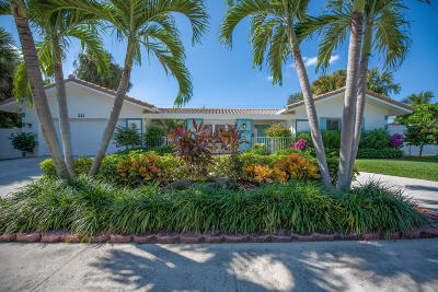 Boca Raton Single Family Home For Sale: 221 SW 8th Terrace