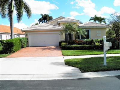 Boynton Beach Single Family Home For Sale: 12903 Coral Lakes Drive