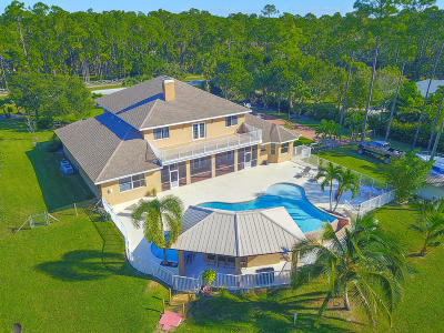 Acerage, Acreage, Acreage & Unrec, Acreage& Unrec, Acreage&unrec, Acreage, Loxahatchee, Acreage/Royal Ascott, Areage, Loxahatchee, Loxahatchee/Acreage, Royal Ascot Estates, Royal Palm Beach Acreage, The Acreage, The Acreage/Loxaha, Acarage Single Family Home For Sale: 16160 Temple Boulevard