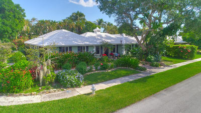 Boca Raton Single Family Home For Sale: 800 Butternut Terrace