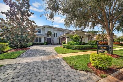 Boynton Beach Single Family Home For Sale: 9306 Equus Circle