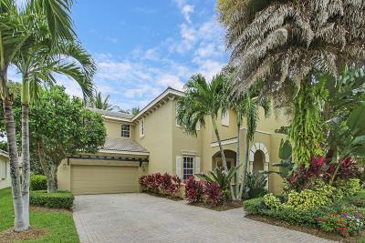 Jupiter Single Family Home For Sale: 131 Via Veracruz