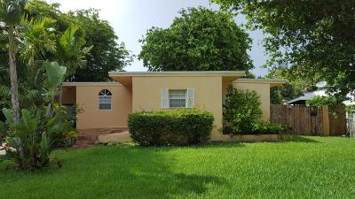 Miami-Dade County Single Family Home For Sale: 221 188th Street