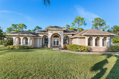 Acerage, Acreage, Acreage & Unrec, Acreage& Unrec, Acreage&unrec, Acreage, Loxahatchee, Acreage/Royal Ascott, Areage, Loxahatchee, Loxahatchee/Acreage, Royal Ascot Estates, Royal Palm Beach Acreage, The Acreage, The Acreage/Loxaha, Acarage Single Family Home For Sale: 14157 Temple Boulevard
