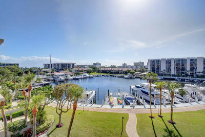 Yacht & Racquet Club Of Boca Raton, Yacht & Racquet Club Of Boca Raton Condo Condo For Sale: 2707 Ocean Boulevard #D402