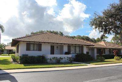 Palm Beach Gardens Single Family Home For Sale: 401 Club Drive