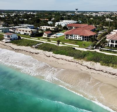 Ocean Ridge Rental For Rent: 5801 Ocean Boulevard #110
