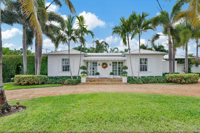 West Palm Beach Single Family Home For Sale: 202 Edmor Road