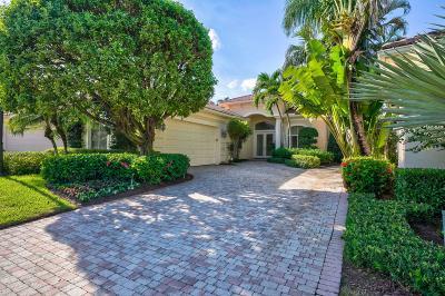 Palm Beach Gardens Single Family Home For Sale: 111 Esperanza Way