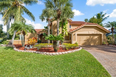 Boca Raton Single Family Home For Sale: 22240 Kettle Creek Way
