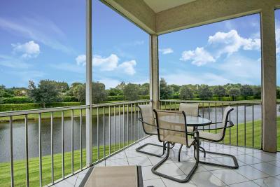 Boca Raton Condo For Sale: 6317 Graycliff Drive #D