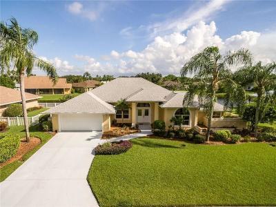 Palm City Single Family Home For Sale: 1991 SW Little Oak Trail