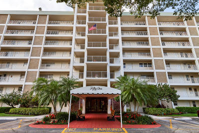 Pompano Beach Condo For Sale: 3080 Course Drive #308