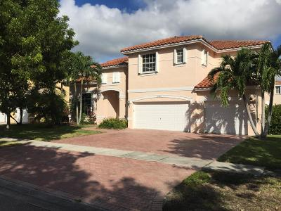 Pembroke Pines Single Family Home For Sale: 16449 NW 15th Street