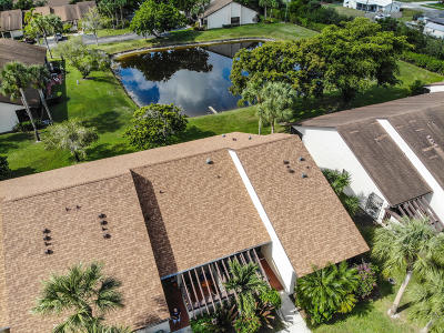 Lake Worth Single Family Home Contingent: 3615 Willa Way #D