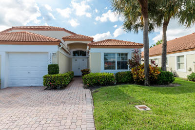 Delray Beach Single Family Home For Sale: 15359 Summer Lake Drive
