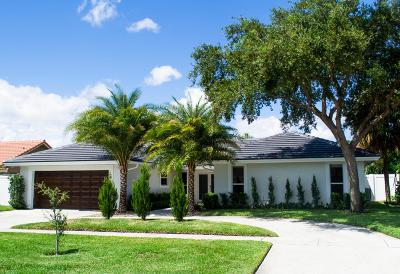 Boca Raton FL Single Family Home For Sale: $849,000