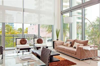 Miami Beach Condo Contingent: 6000 Collins Avenue #302