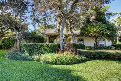 Fort Pierce Single Family Home For Sale: 5409 Stately Oaks Street