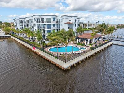 Boynton Beach Condo For Sale: 2700 Federal Highway #407