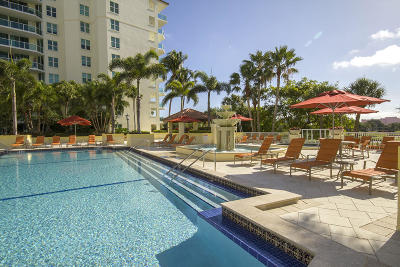 Townsend Place Condo For Sale: 500 SE Mizner Boulevard #A803