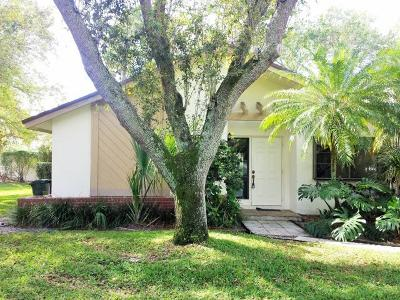Delray Beach Single Family Home For Sale: 4088 Palm Forest Drive S