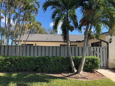 Fort Pierce Condo Contingent: 1305 Peppertree Trail #B