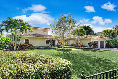Delray Beach Single Family Home For Sale: 110 Grove Way