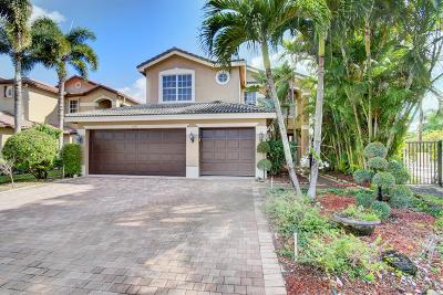 Delray Beach Single Family Home For Sale: 15762 Menton Bay Court