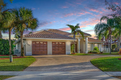 Royal Palm Beach Single Family Home For Sale: 108 Alamanda Court