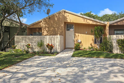 Boca Raton Single Family Home For Sale: 22291 Misty Woods Way