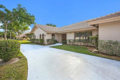 Boca Raton Single Family Home For Sale: 2674 NW 29 Drive