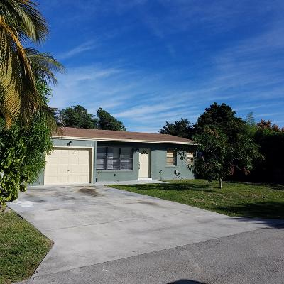 Pompano Beach Single Family Home For Sale: 1561 NE 30th Court