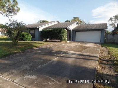 Port Saint Lucie FL Rental For Rent: $1,350