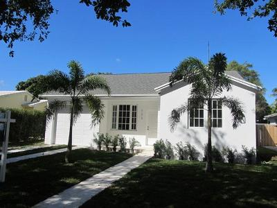 West Palm Beach FL Rental For Rent: $3,900