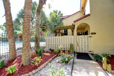 Boca Raton Townhouse For Sale: 22340 Pineapple Walk Drive