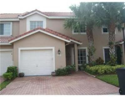 Parkland Rental For Rent: 6241 NW 74th Court #6241