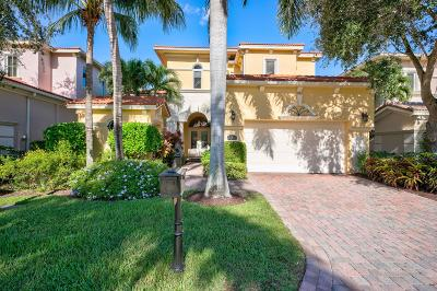 Palm Beach Gardens Single Family Home For Sale: 146 Viera Drive