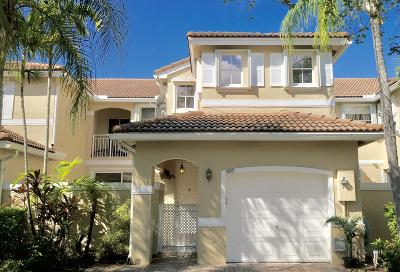 Hollywood Townhouse For Sale: 1400 Weeping Willow Way
