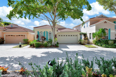 Palm Beach Gardens Single Family Home For Sale: 4 Via Aurelia