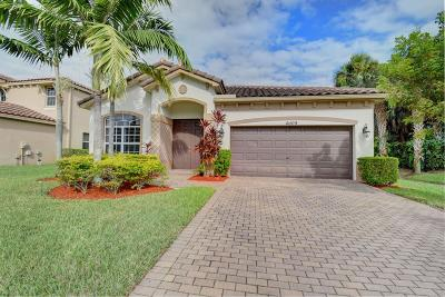 Lake Worth Single Family Home For Sale: 4609 Capital Drive