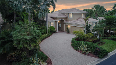 Delray Beach Single Family Home For Sale: 7832 Villa D Este Way