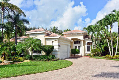 Delray Beach Single Family Home For Sale: 7837 Villa D Este Way