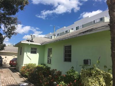 Delray Beach Single Family Home For Sale: 405 SE 3rd Street