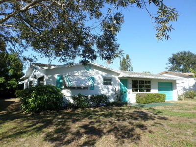 Jensen Beach Single Family Home Contingent: 3490 NE Linda Drive