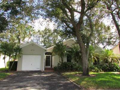 Boynton Beach Single Family Home For Sale: 7692 Kings Ride