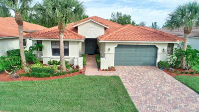 Delray Beach Single Family Home For Sale: 9242 Isles Cay Drive