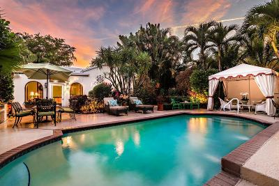 West Palm Beach Single Family Home For Sale: 127 Westminster Road