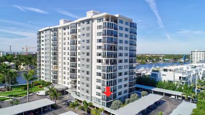 Delray Beach Condo For Sale: 200 Macfarlane Drive #N-206